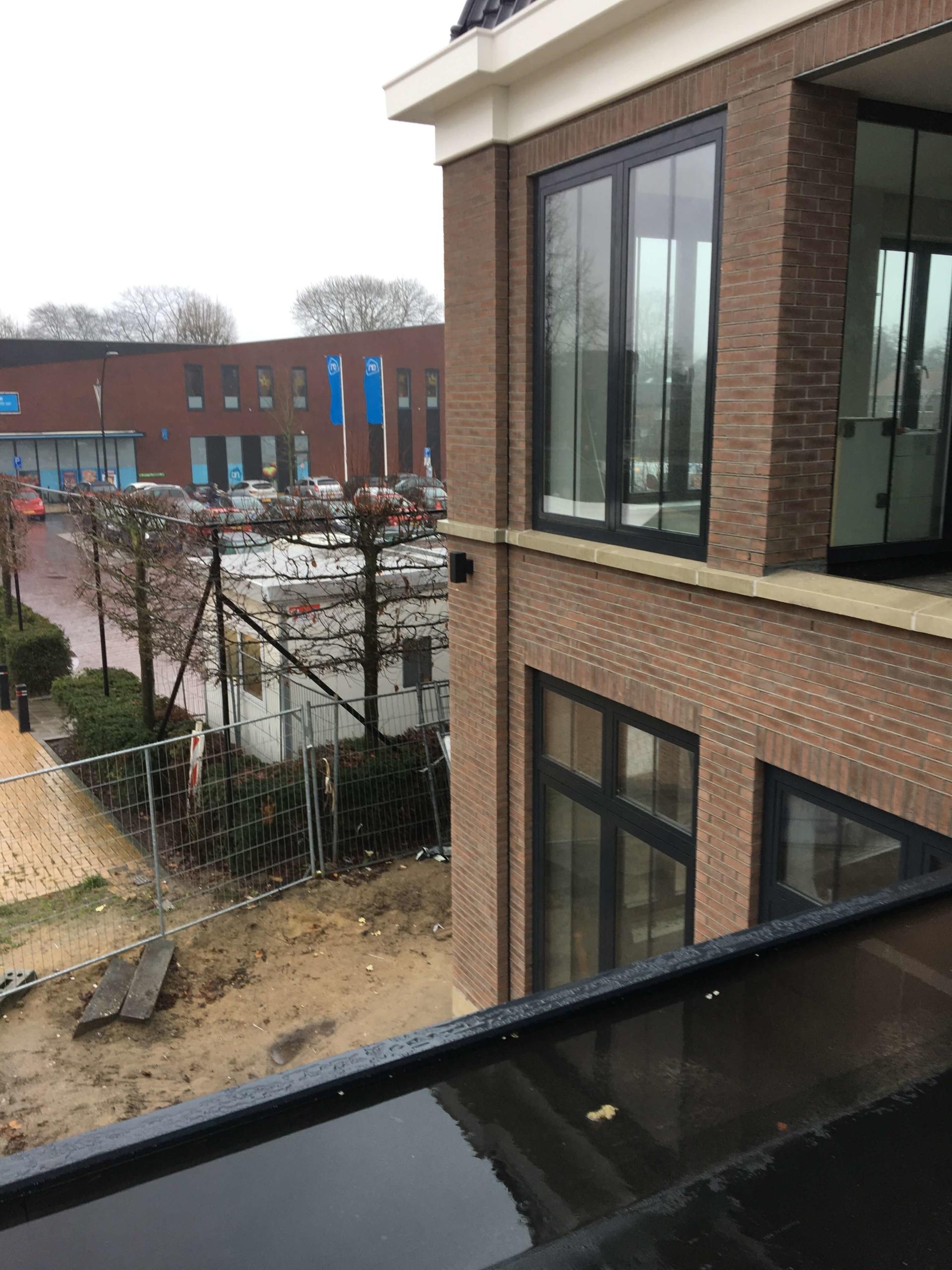 Van de Beerecamp Elektrotechniek - Project Appartementen Wijntje