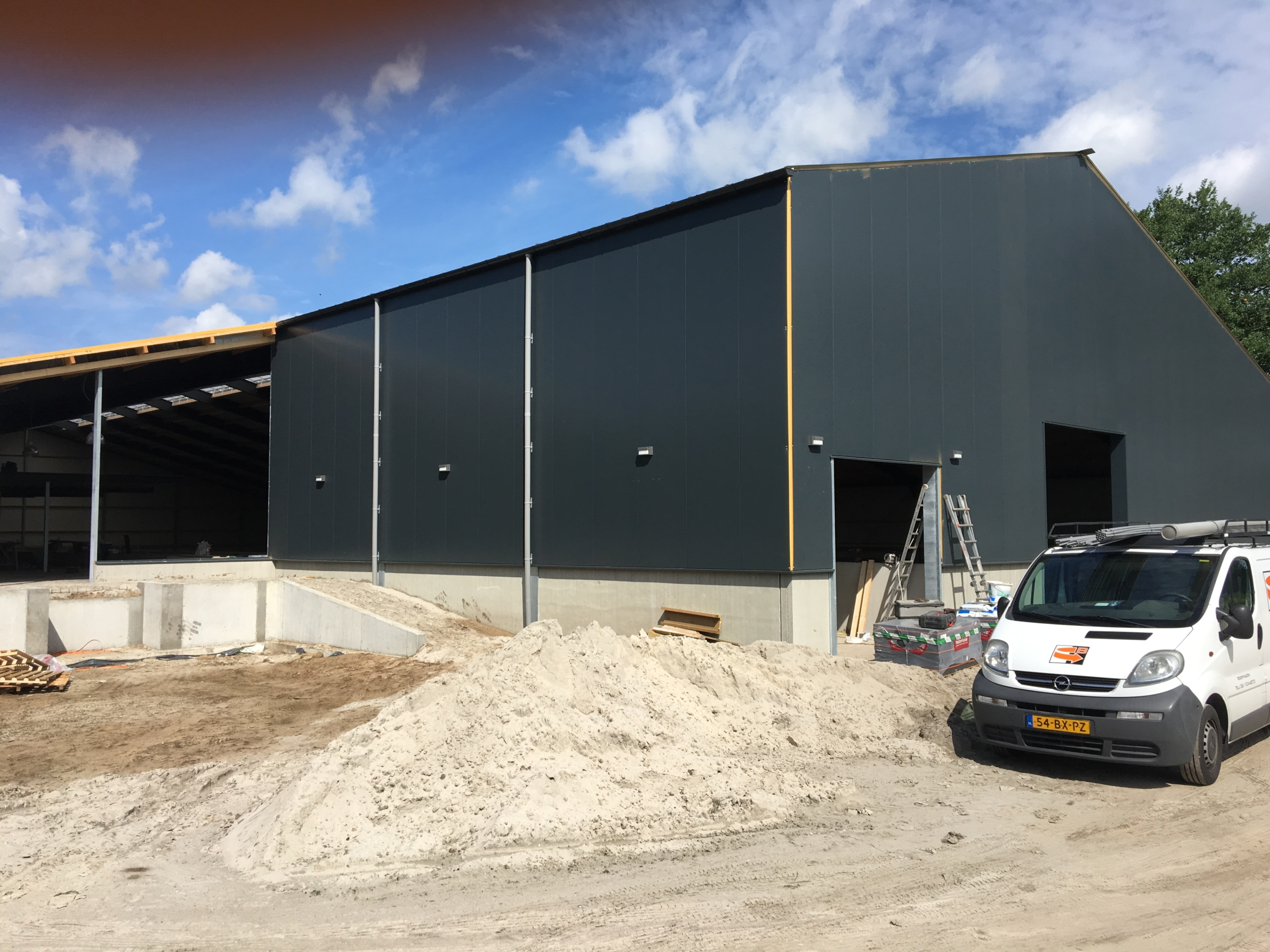 Van de Beerecamp Elektrotechniek - Project Manege