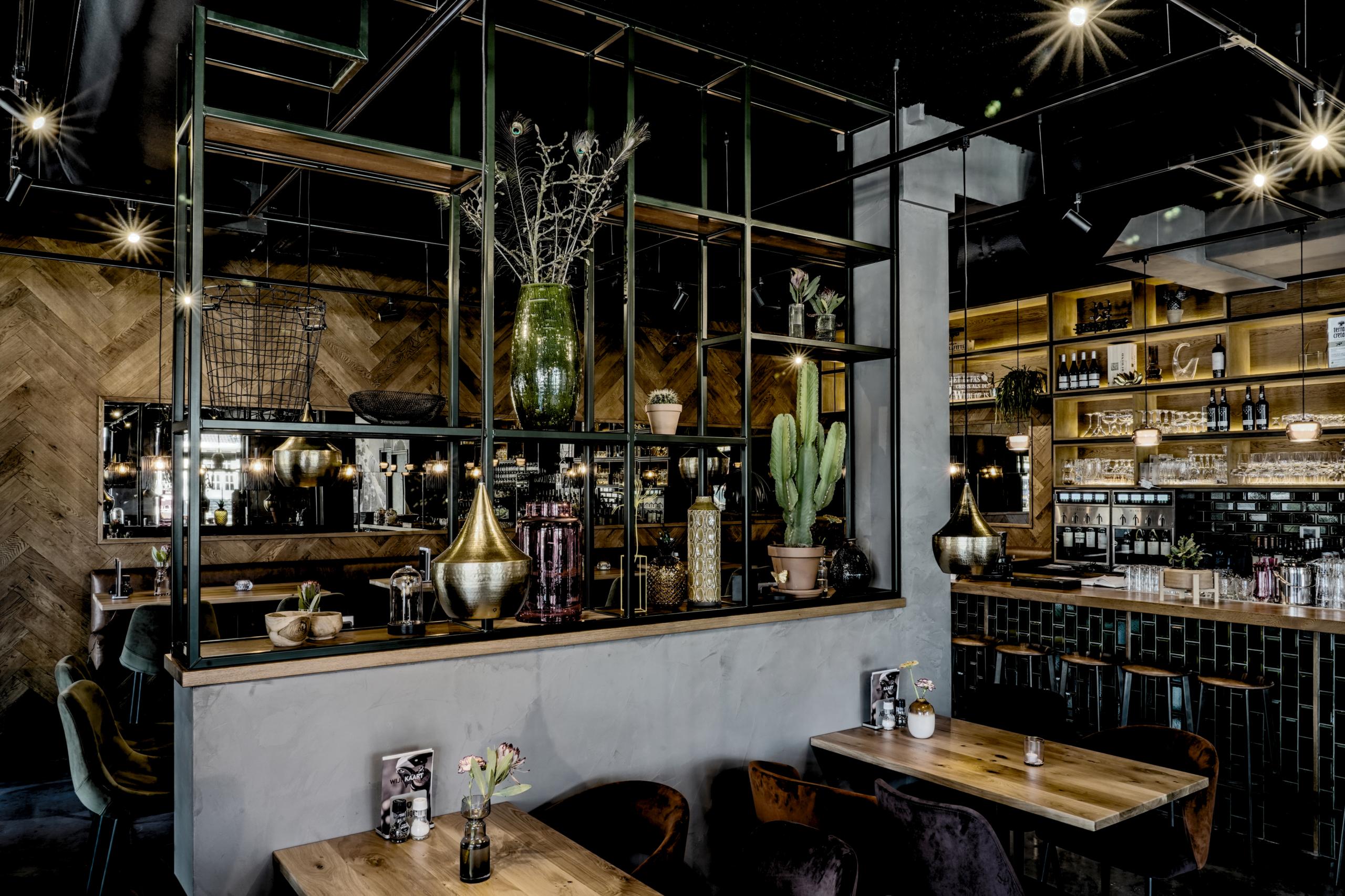 Van de Beerecamp Elektrotechniek - Project Grand Cafe Wijntje